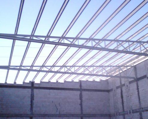 Konstrukcja stalowa